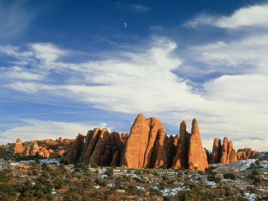 USA, Utah, Arches National Park-Frank Lukasseck-Photographic Print