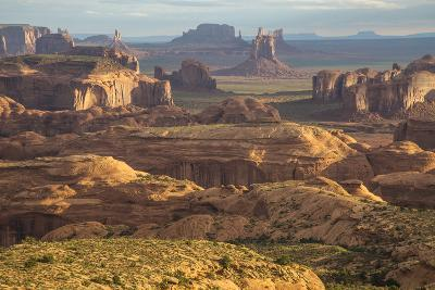 USA, Utah, Monument Valley. View of Rock Formations-Jaynes Gallery-Photographic Print