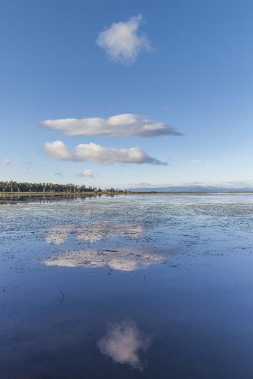 USA, Vermont, South Hero. View of Lake Champlain-Walter Bibikow-Photographic Print