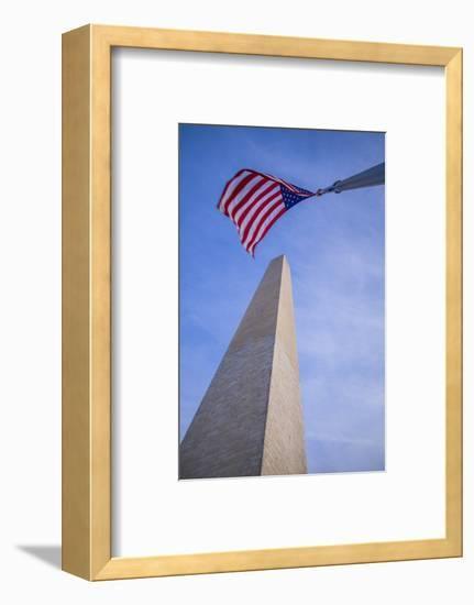 USA, Washington D.C. National Mall, Washington Monument-Walter Bibikow-Framed Photographic Print