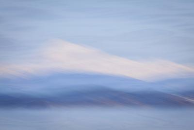 USA, Washington State, Mount Baker. Abstract of Mount Baker-Don Paulson-Photographic Print