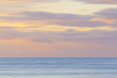 USA, Washington State, San Juan Islands. Abstract Sunset Scenic-Don Paulson-Photographic Print