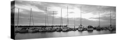 Usa, Wisconsin, Door County, Egg Harbor, Sunset