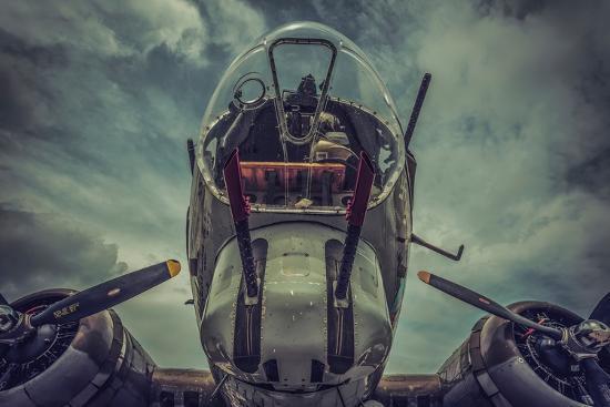 Usaf Bomber-Stephen Arens-Photographic Print