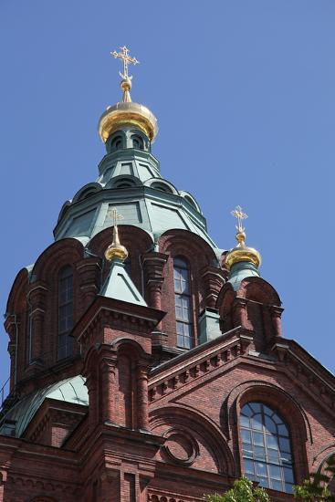 Uspenski Cathedral, Helsinki, Finland, 2011-Sheldon Marshall-Photographic Print