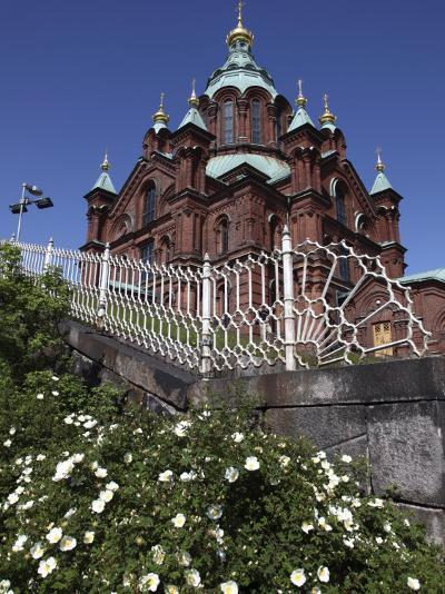 Uspenski Cathedral, Helsinki, Finland, Scandinavia, Europe-Dallas & John Heaton-Photographic Print