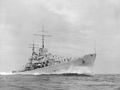 USS Atlanta--Photographic Print