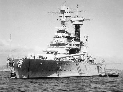 USS California--Photographic Print