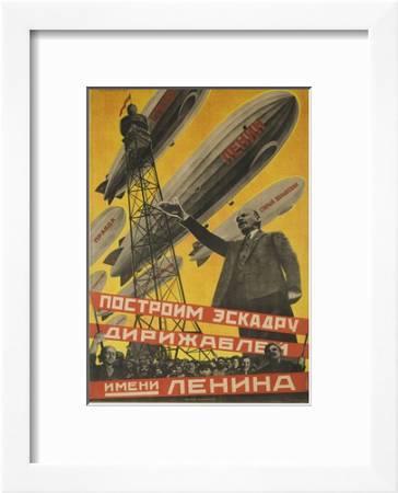 """zeppelin gunner ww1 political war poster 8x10/"""" print cabin decor 1917.."""