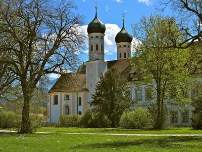 Benediktbeuren, Spring