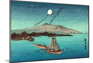 Fukeiga, Between 1900 and 1940 1797-1858 by Utagawa Hiroshige