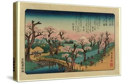 Koganeibashi No Sekisho