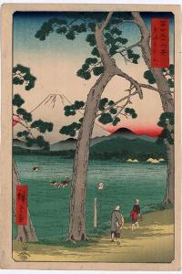 Tokaido Hidarifuji by Utagawa Hiroshige