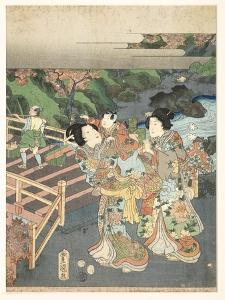 Autumn, Early 1850s by Utagawa Kunisada