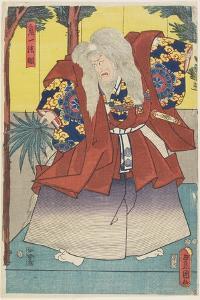 Kiichi Ho Gen, 1847-1852 by Utagawa Kunisada