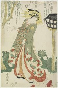 The Actor Iwai Matsunosuke by Utagawa Kunisada