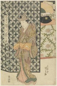 The Actor Segawa Kikunojo as Sugikane?, C. 1808-1829 by Utagawa Kunisada