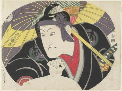 Iwai Hanshiro V as Sukeroku, 1816