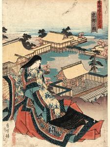 Kyoto No Zu by Utagawa Toyokuni