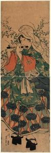 Ushiwakamaru by Utagawa Yoshikazu