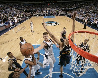 Utah Jazz v Dallas Mavericks-Glenn James-Photo