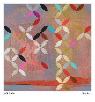 Utopia II-Jodi Fuchs-Art Print