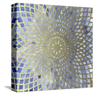 Uzbeqi-Stacey Wolf-Stretched Canvas Print