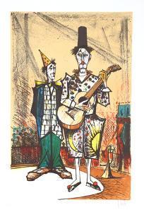 Clowns by V. Beffa