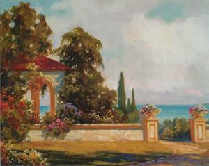 Paradise I by V^ Dolgov