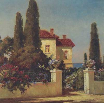 Tuscan Home I