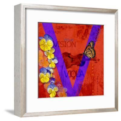 V- P. H. Viola Photography-Framed Premium Giclee Print