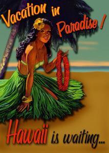 Vacation in Hawaii