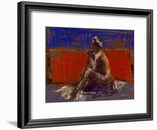 Vacel-Jacques Clement-Framed Art Print