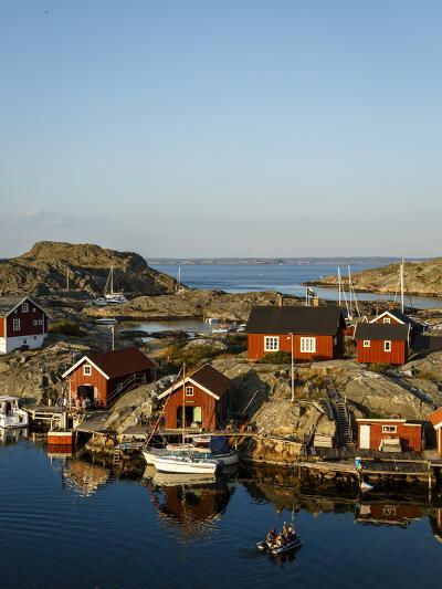 Vaderoarna (The Weather Islands) Archipelago, Bohuslan Region, West Coast, Sweden-Yadid Levy-Photographic Print