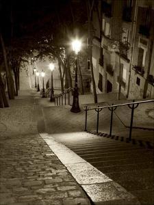 Montmartre, Paris by Vadim Ratsenskiy