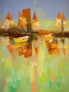 Harbor by Vahe Yeremyan