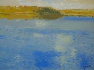 Lakeside by Vahe Yeremyan