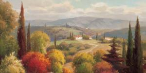 Tuscan Perspective by Vail Oxley