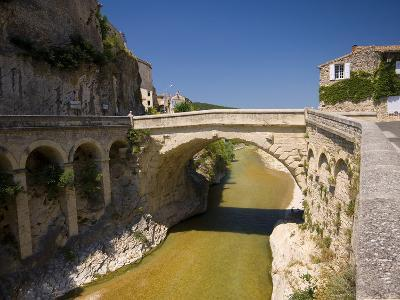 Vaison La Romaine, Provence, France, Europe-Ben Pipe-Photographic Print