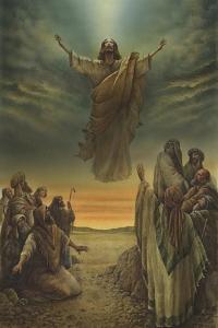 Jesus Resurrection by Val Bochkov
