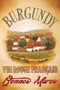 Burgundy by Val Bustamonte