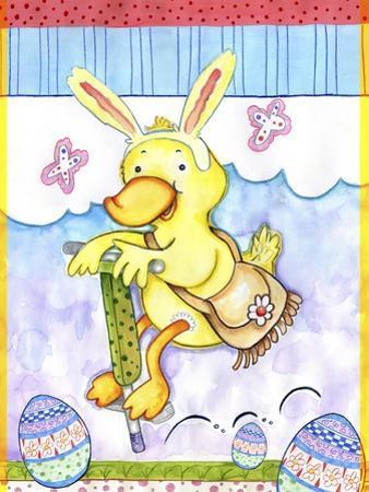 Bunny Hop by Valarie Wade