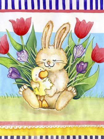 Bunny Hugs by Valarie Wade