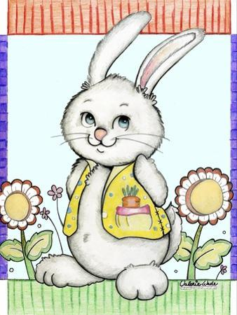 Bunny in Yellow by Valarie Wade