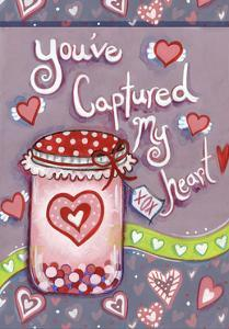 Captured Heart by Valarie Wade