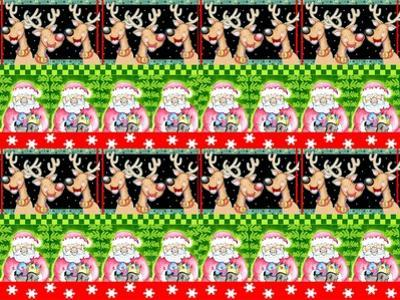 Christmas Pattern 1 by Valarie Wade