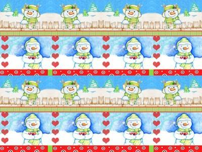 Christmas Pattern 2 by Valarie Wade