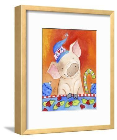 Christmas Piggie by Valarie Wade