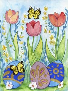 Egg Hunt by Valarie Wade