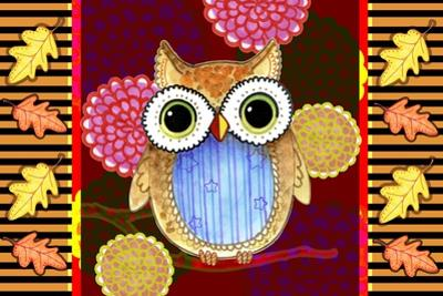 Fall Owl by Valarie Wade